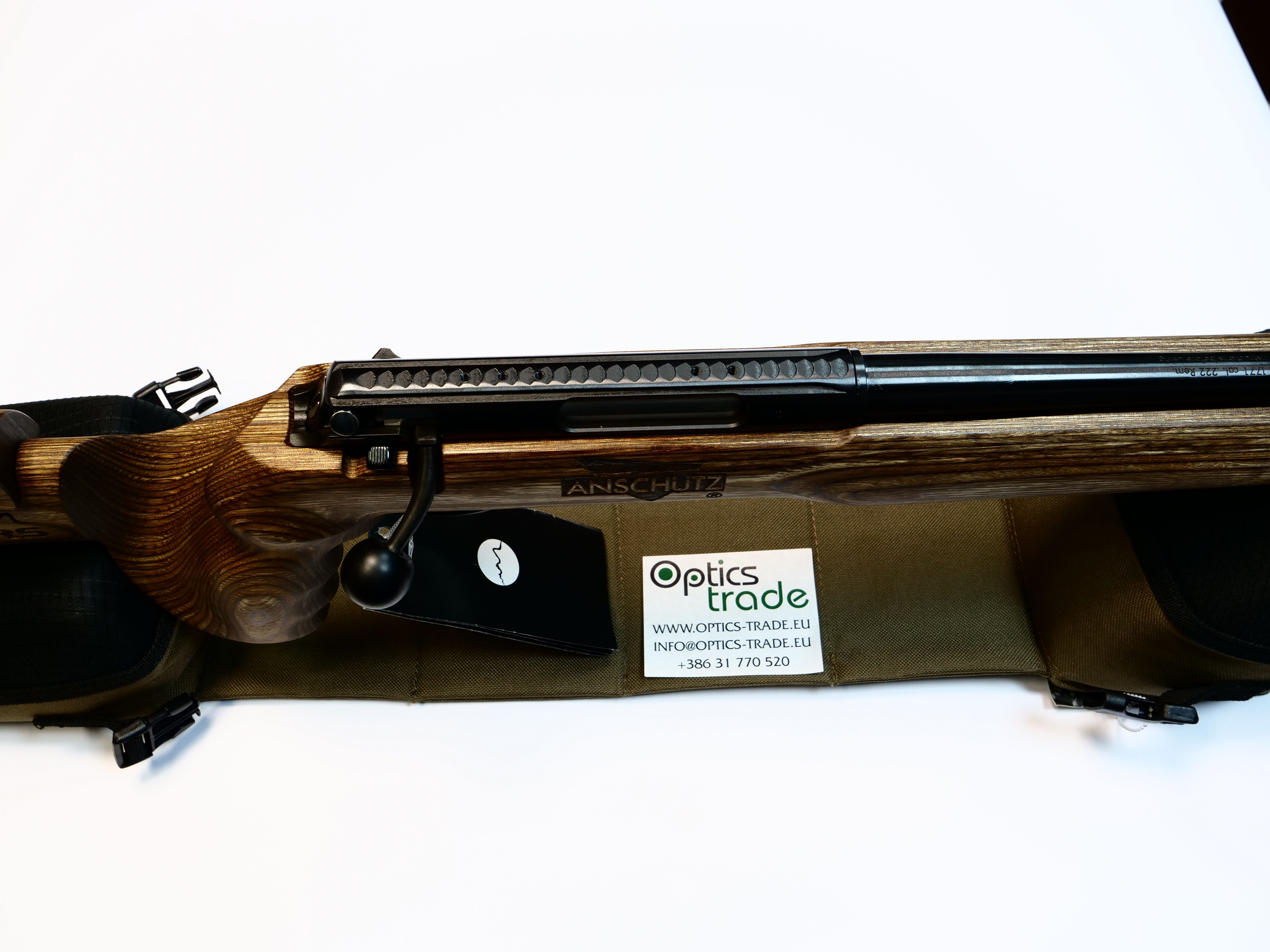 Rifle with 11mm Dovetail
