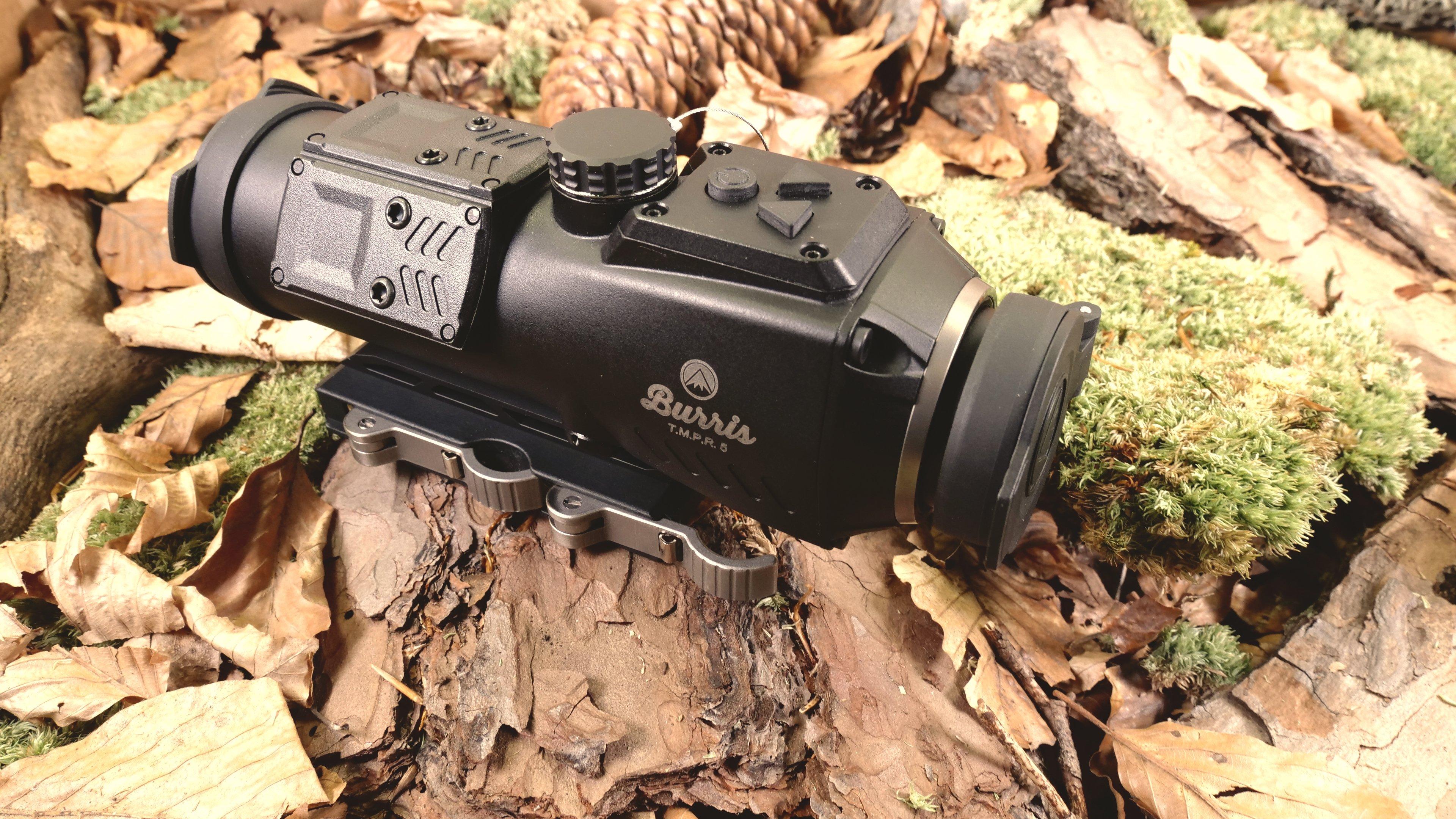 Burris prism scope
