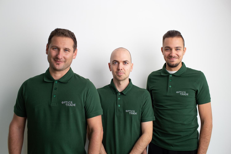 Optics Trade Sales Team