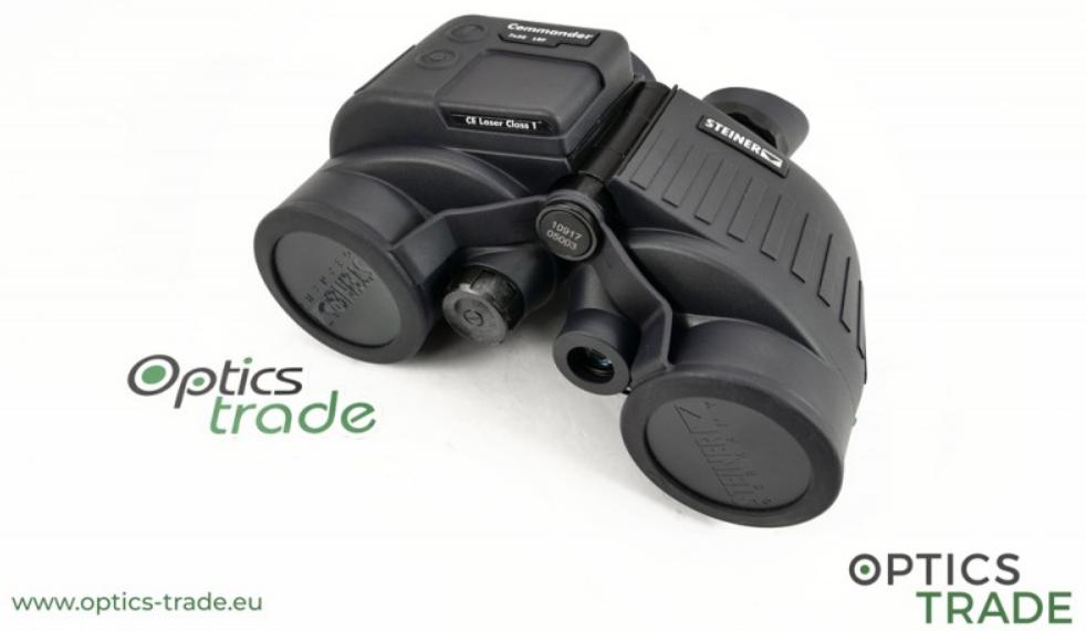 Binoculars Steiner Commander 7x50 rangefinder