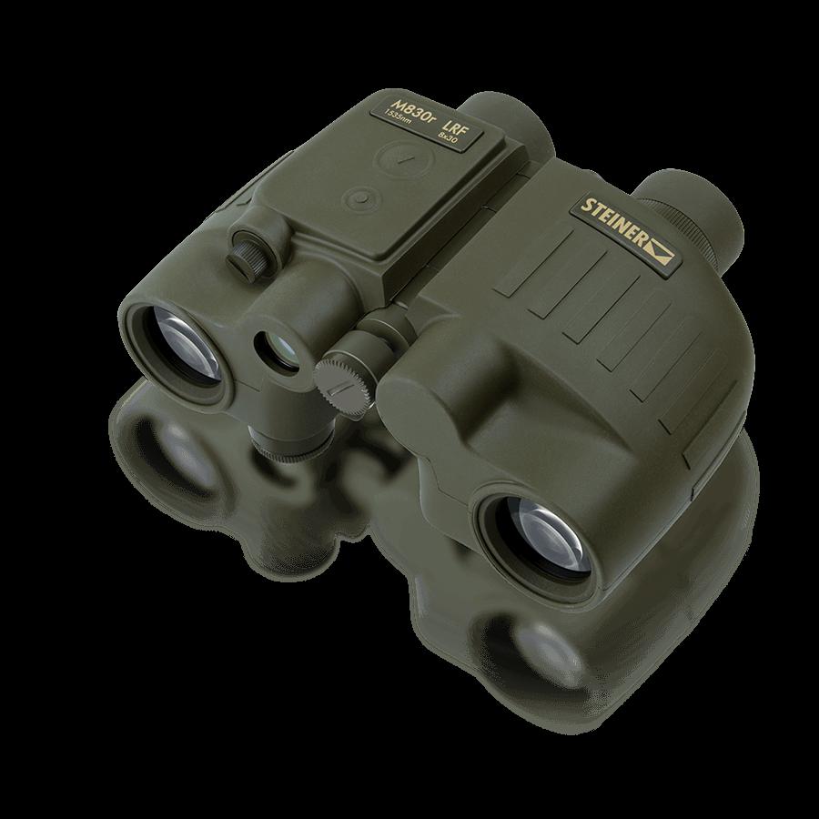 Steiner M830r LRF Tactical binoculars